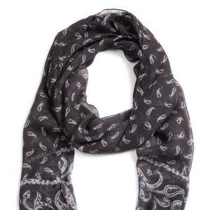 John Varvatos Collection paisley scarf